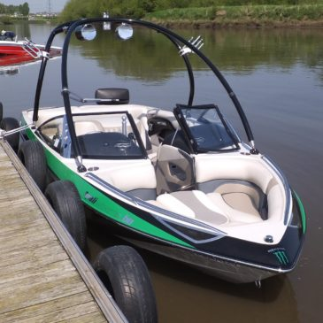 Theale now has a newer Boat!